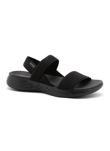 Skechers Skechers Kadın Siyah 15312 BBK Sandalet Siyah